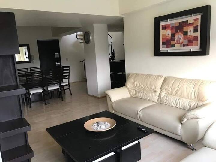 Penthouse súper cómodo y accesible super ubicado