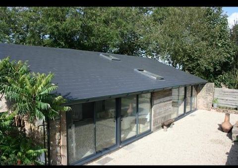 Bloc stabil cu 2 dormitoare, cu auto-catering, casă de vacanță în Pădurea Dean