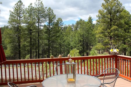 Tranquil Pines Cabin- Your Relaxation Destination - Flagstaff
