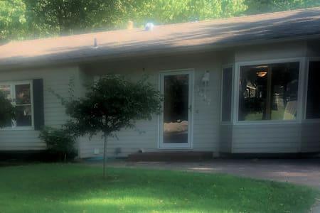 Cozy Prairie Village Home