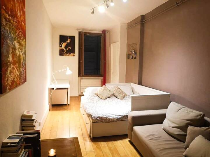 2 Bedroom Flat in Geneva's Most Luxurious Area