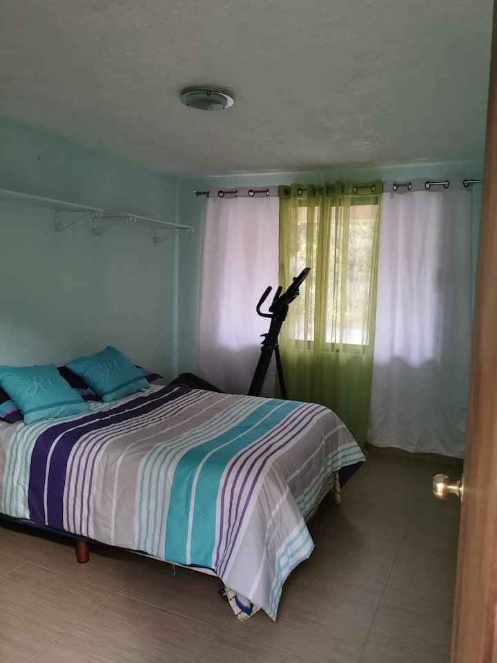Dormitorio tranquilo