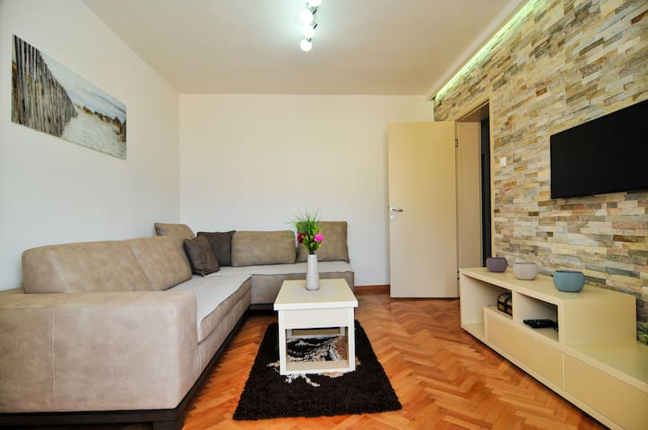 Lux apartment in the center of Tivat