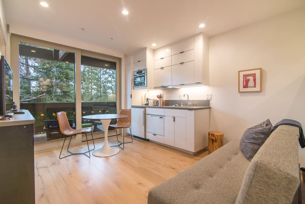 Modern, stylish comfort in the heart of Northstar Village