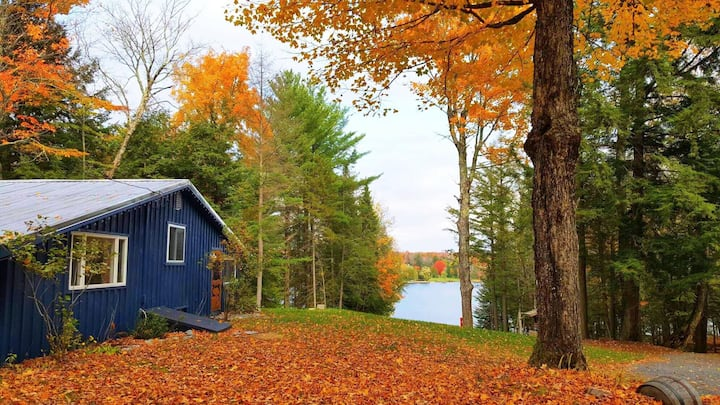 Adirondack Getaway on Kayuta Lake