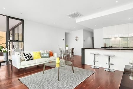Classy 3 bed/2bath in Superb Inner City Location - Northcote - Wohnung