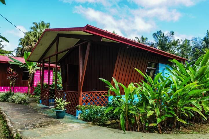Nature Lodge Room, Breakfast incld, 'standard' HFA