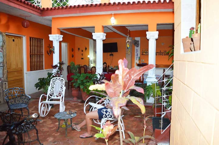 Great Lodging in the Historical Center-4Rooms-wifi
