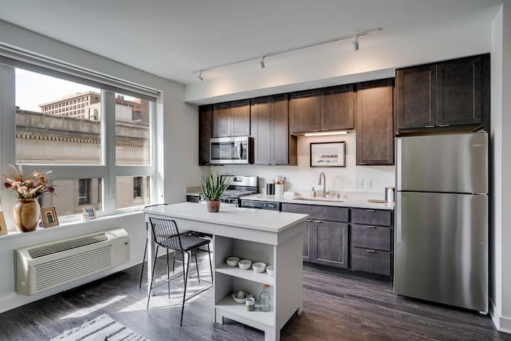 Luxury apartment in the heart of St. Paul