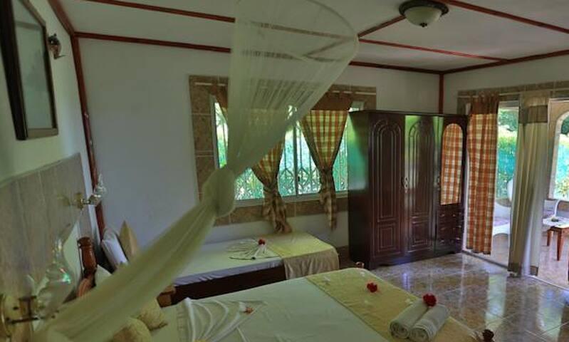 Sun Guest Room - La Digue