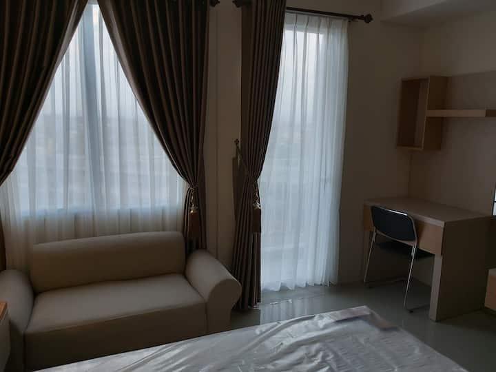 Apartemen Bogor Icon dengan View Gunung Salak