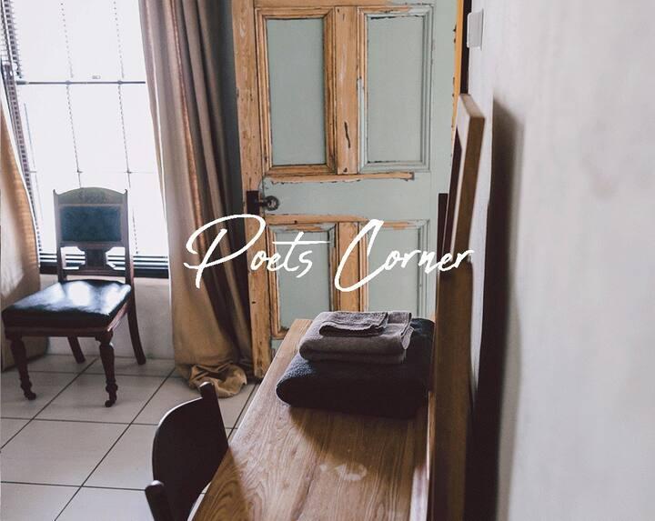 Poet's Corner ᴸᴵᴹᴱᴾᴬᴿᴷ