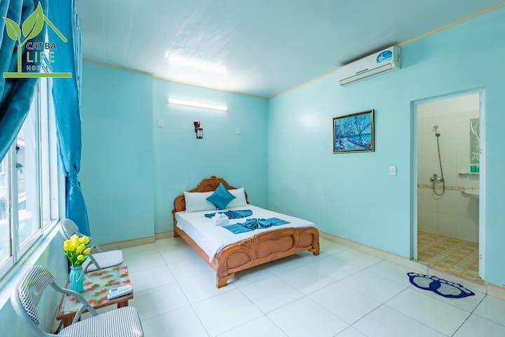 Cat Ba Life Hostel - Double room