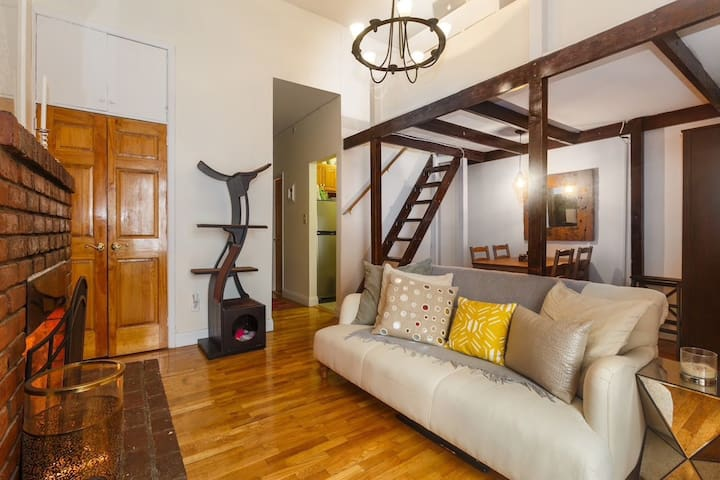 Charming Lincoln Center Home near Central Park!!!