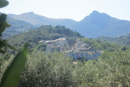 petite maison entre mer et montagne - Luri