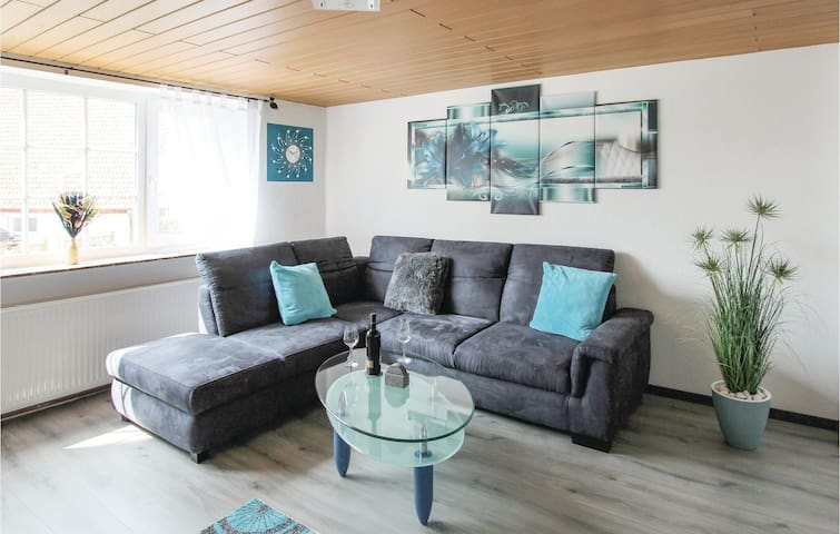 Holiday apartment with 2 bedrooms on 92m² in Schieder-Schwalenberg