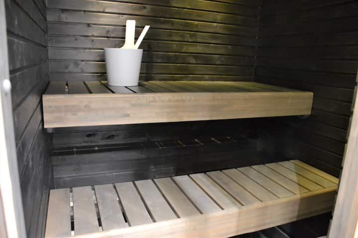 Saunaga Apartment Rapla linnas