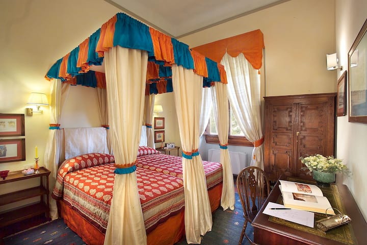 Boutique deluxe double room - Best Florence Views!