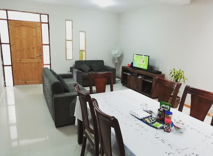 Private Room, Hot Water, WiFi, Shared Areas & More