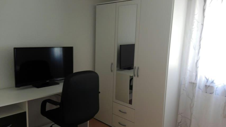 1 neumöbliertes Zimmer in Sontheim - Heilbronn - Huis