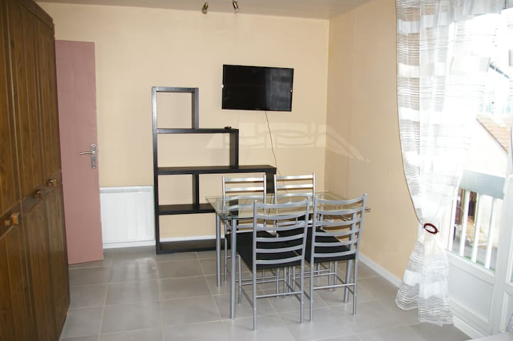 T1 appartement location semaine / week-end Belfort - Belfort - Huoneisto