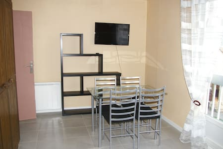 T1 appartement location semaine / week-end Belfort - Belfort - Apartment