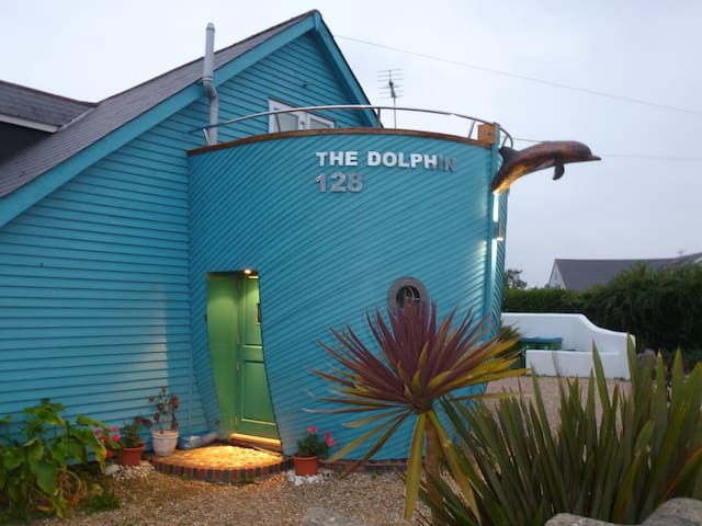 The Dolphin Boat House Middleton on Sea W Sussex