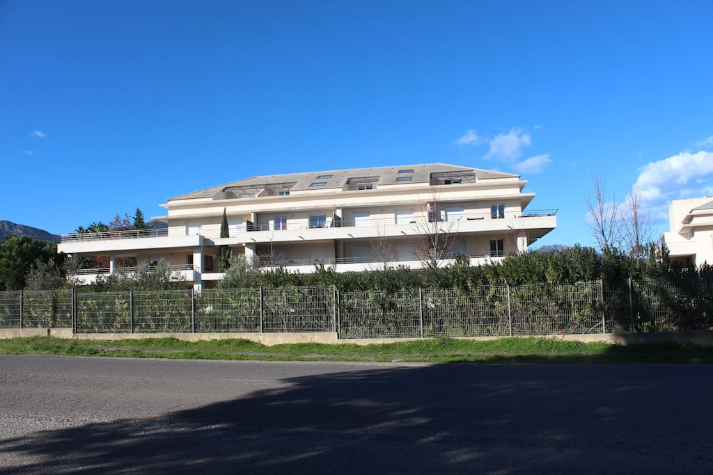 T2 Standing Flats For Rent In Biguglia Corse France
