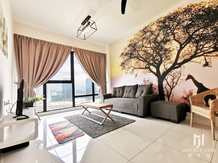 Mosaic Southkey Midvalley Mall 2Bedroom <3