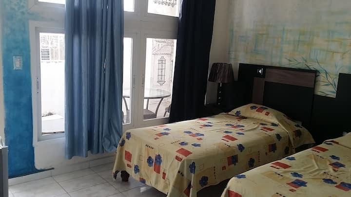 Habitación Superior Blue Hostal Girasol