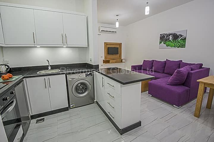 305 Marina View fully furnished 1 bed apartment