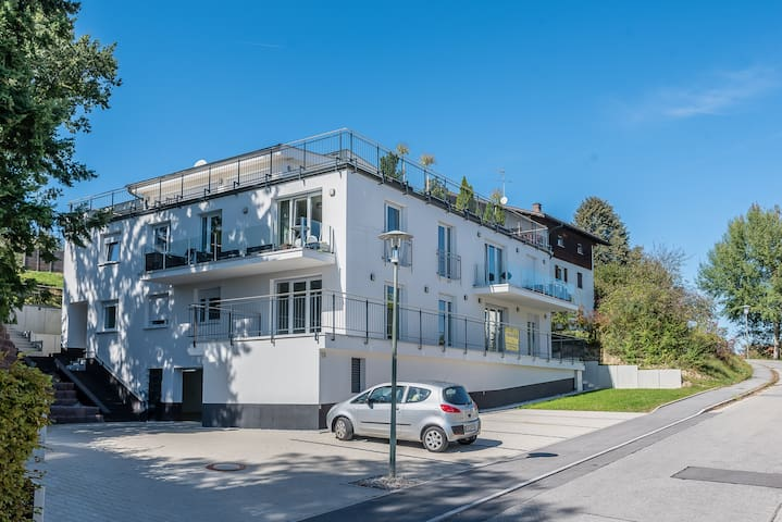 Luxus Penthouse Bad Griesbach in Bayern
