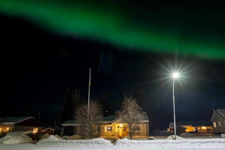 "House ""Northern Lights"""