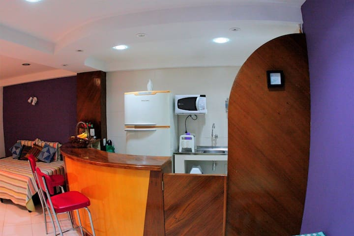 New comfortable apart in Copacabana - Rio de Janeiro - Appartamento