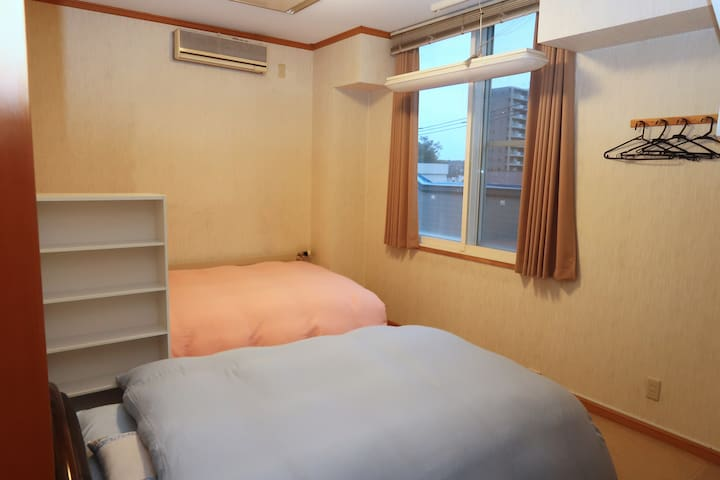 Otaru Ekimae Guest House Ito Triple Room