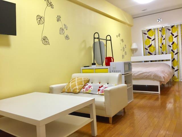 Cosy&Relax,Ebisu6mins, ShibuyaMeguroDaikanyama302 - Shibuya-ku - Wohnung