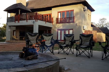Luxury bush lodge in zebula - Bela-Bela