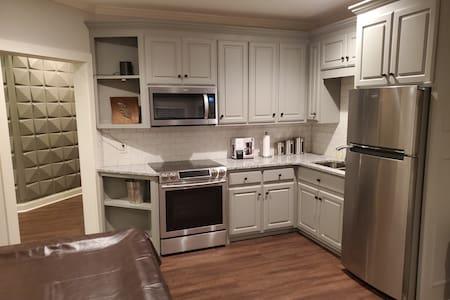 Contemporary Full Basement Apartment