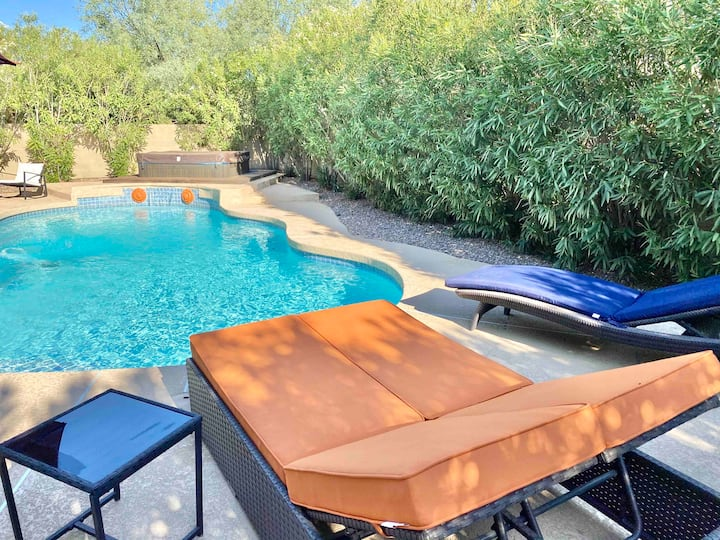Beautiful & Private North Scottsdale Guesthouse!