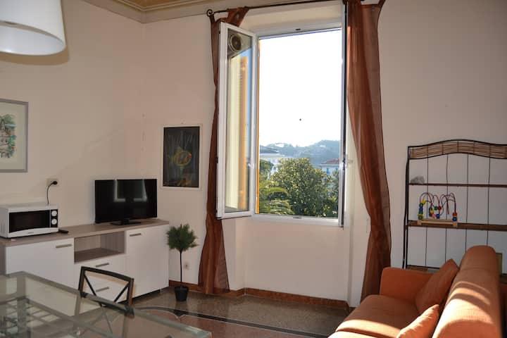 VICINISSIMO SPIAGGIA E STAZIONE -  45 m² WIFI