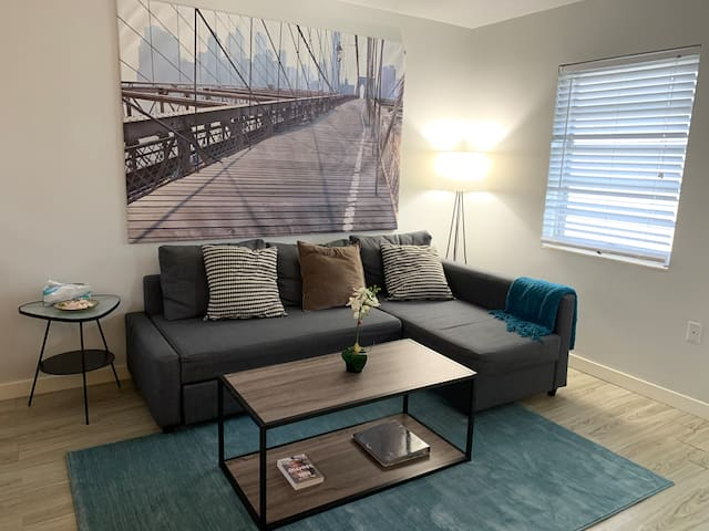 The Blue Tortuga Three - one bedroom apartment