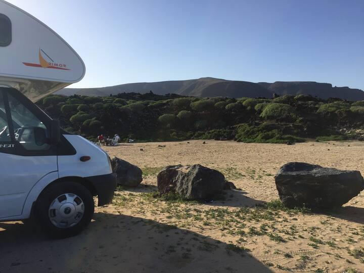 Autocaravana Lanzarote