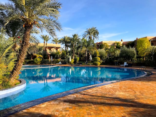Marrakesh - the Palmeraie 2 bedrooms