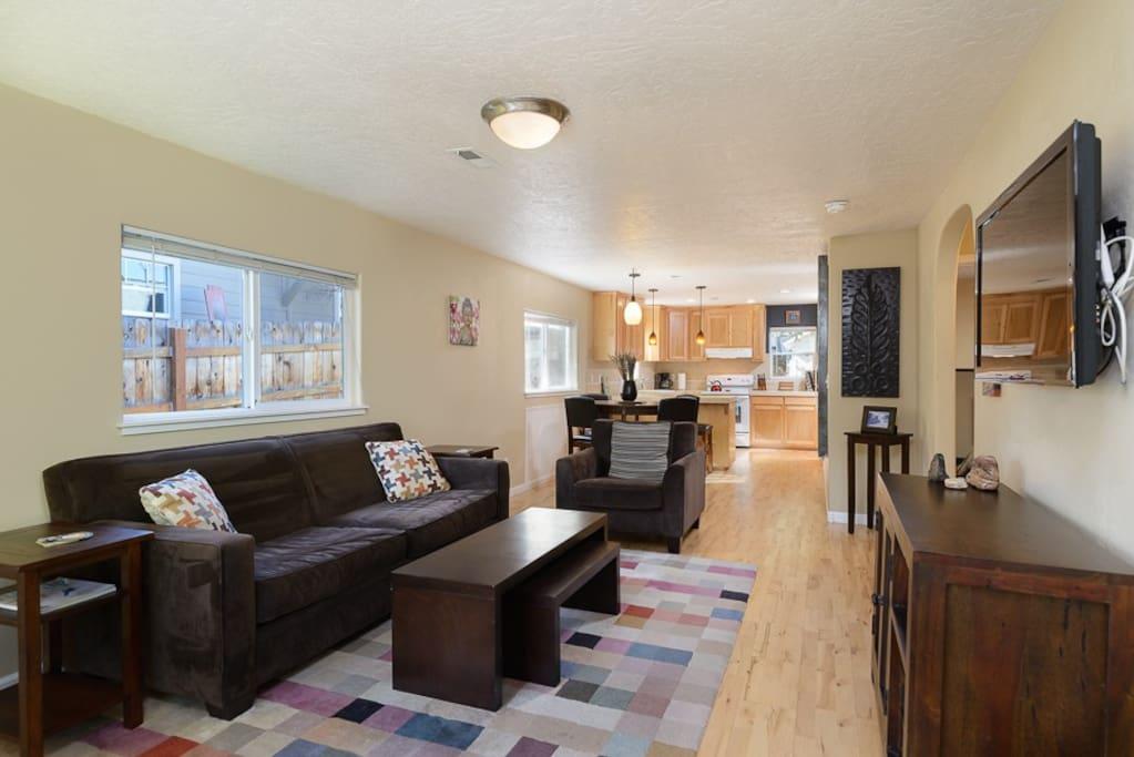 Westside Bend Retreat Houses For Rent In Bend Oregon United States