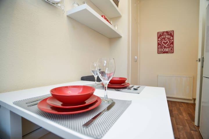 Cosy and beautiful apartment in Old Aberdeen - Aberdeen - Apartamento