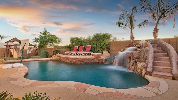 Scottsdale Family Oasis