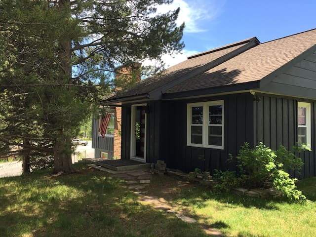 Downtown Steamboat Springs Home 117 12th Street