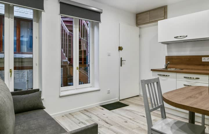 Nice and calm studio in Central Lille, two steps to Grand Place - Welkeys
