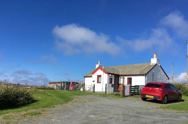 Soeblink, Crofthouse Experience, Shetland