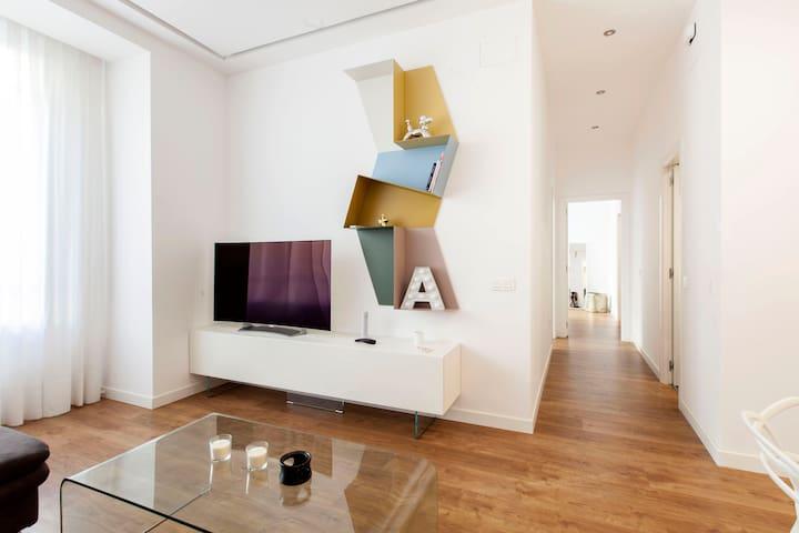 Apartamento de diseño en Chamberí - Madrid - House